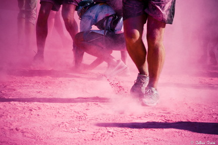 Color run - Marseille - 2014